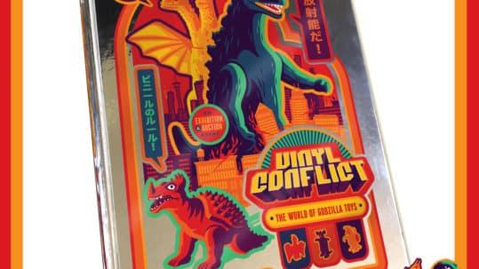 Vinyl Conflict Catalog Cover